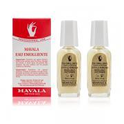 Mavala Средство для обработки кутикулы Cuticle Remouver 2х10 ml (проф.) 91550