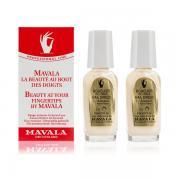 Mavala Укрепитель для ногтей фаза 1 Fibres&Nylon 2x10 ml (проф.) 90851