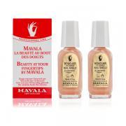 Mavala Укрепитель для ногтей фаза 2 Egalisator&Sealer 2x10 ml (проф.) 90951